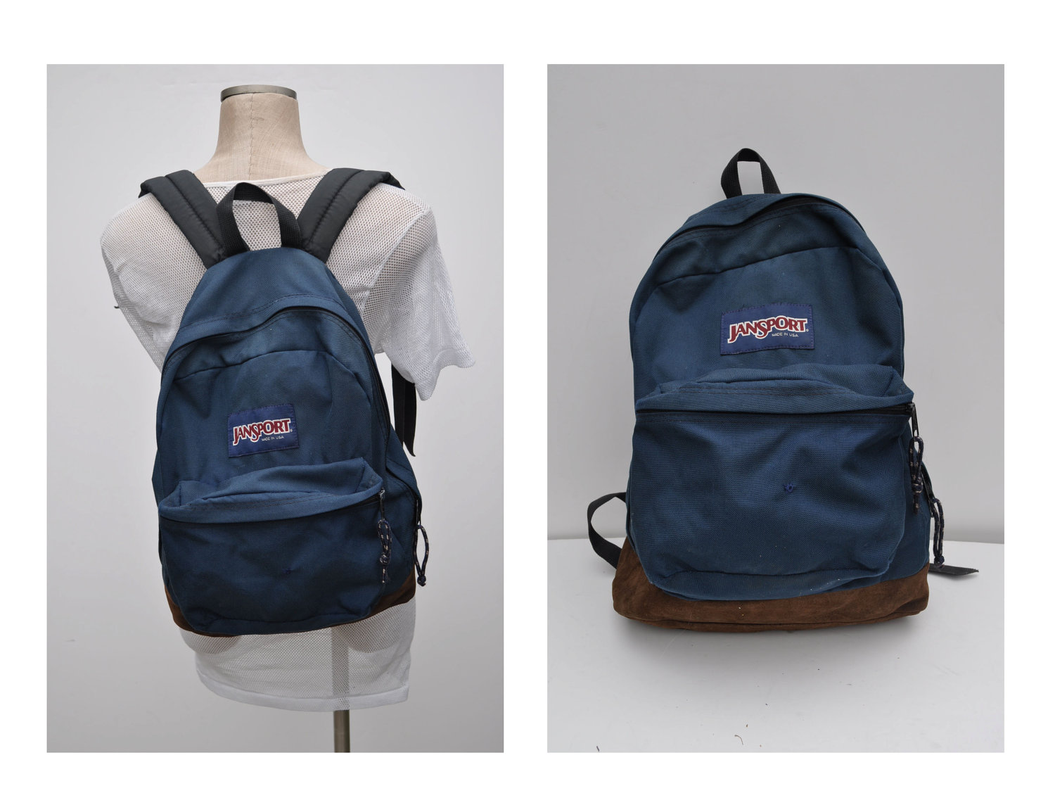 Size Of Jansport Backpack